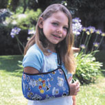 Pediatric-arm-sling