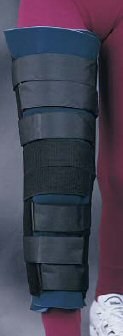 Knee-immobilizer